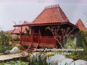 Impian Rumah Kayu Jati