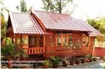 Jual rumah kayu jepara