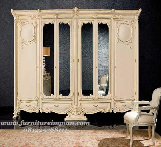 lemari pakian impian mewah armoire pandora