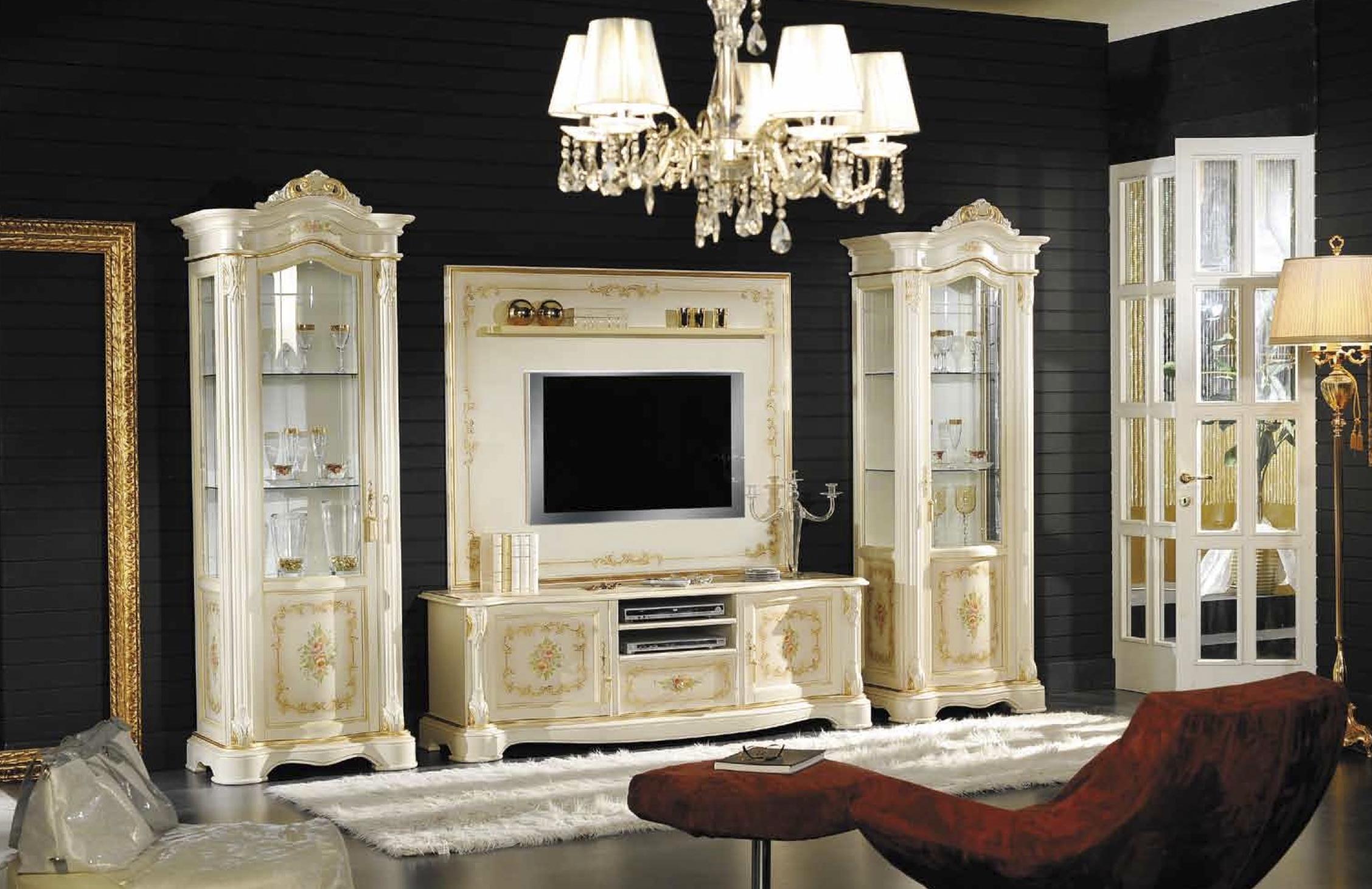 Классическая Мебель Для Гостиной Недорогая В Москве