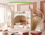 Kamar Tidur Anak Impian Istana