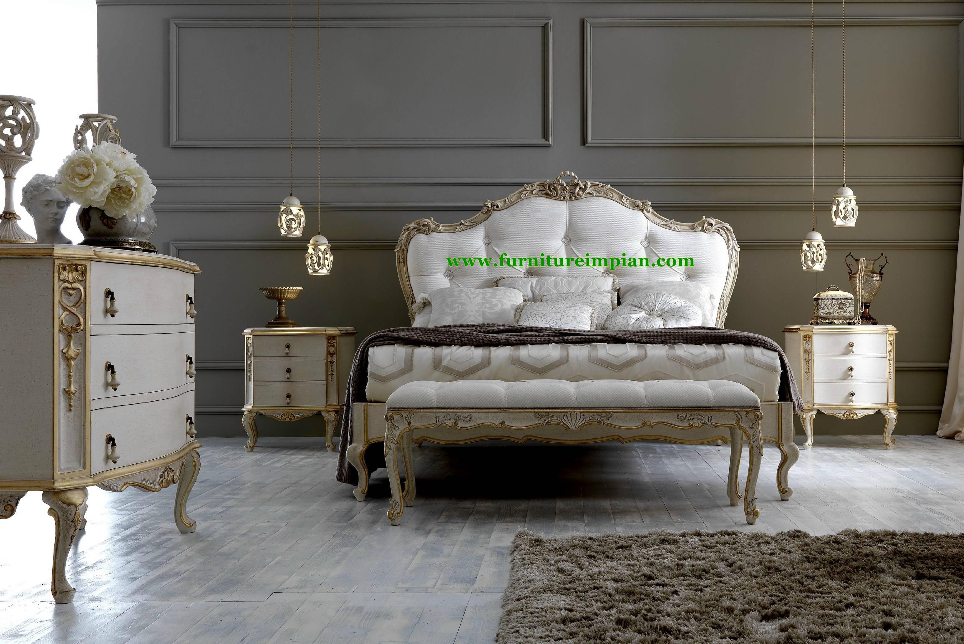 kamar tidur creed furniture impian rumah idaman
