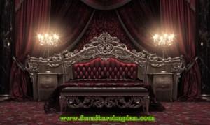 Kamar Tidur Mewah Raja Terbaru