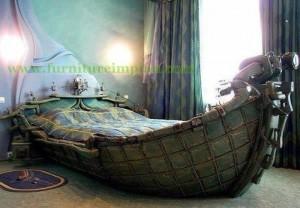 Kamar Tidur Model Kapal Impian