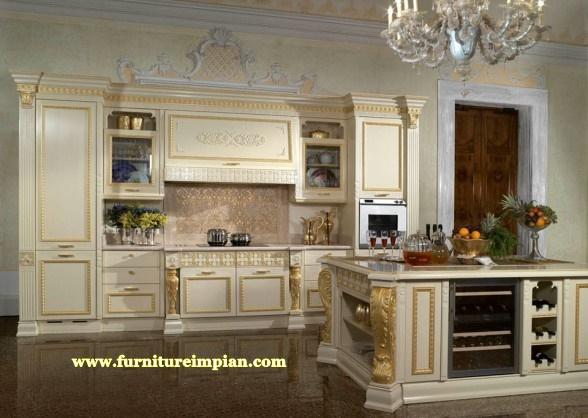 Kitchen Set Cucine Mewah