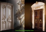 Pintu Rumah dan Kamar Mewah