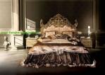 Tempat Tidur Mewah Ukir