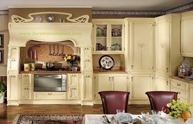 Dapur impian Model FI