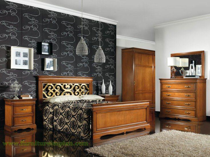 kamar tidur impian minimalis terbaru napoli furniture