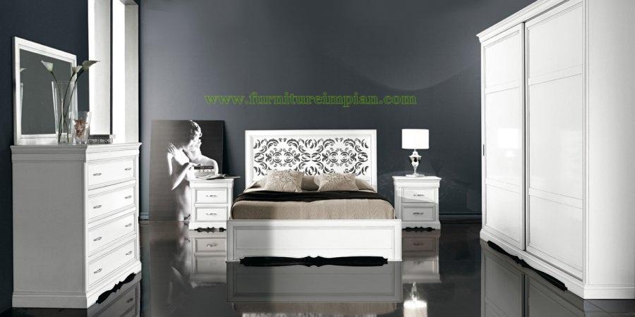 kamar tidur impian model terbaru romantis furniture impian