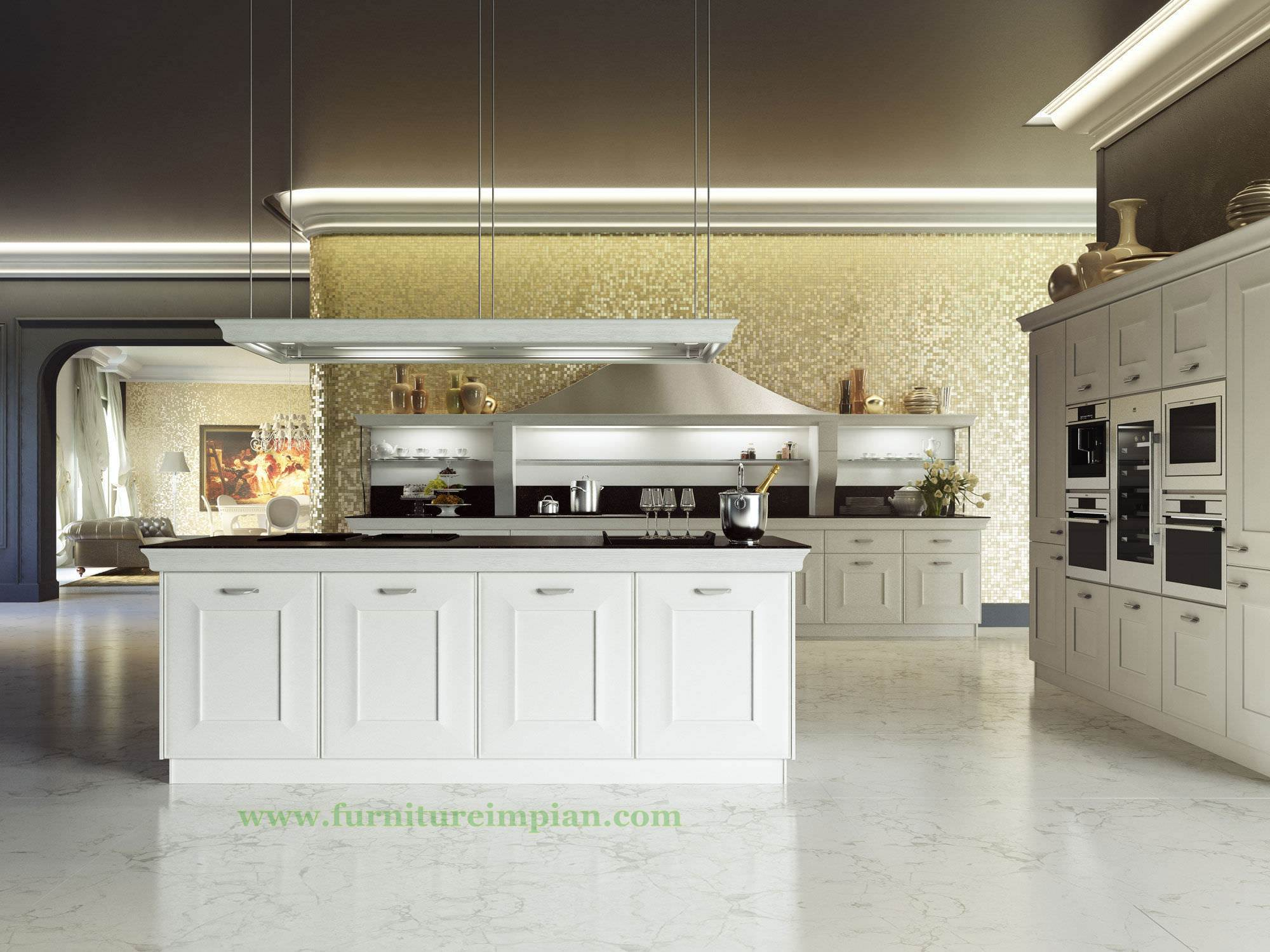 Kitchen set minimalis modern 2016 furniture impian rumah for Kitchen set minimalis modern 2016