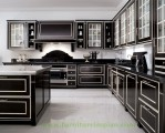 Kitchen Set Minimlis Terbaru Hitam Only