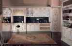 Tradisional Kitchen Set Mewah Ukir