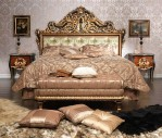 Kamar Tidur Mewah Keluarga Emperador