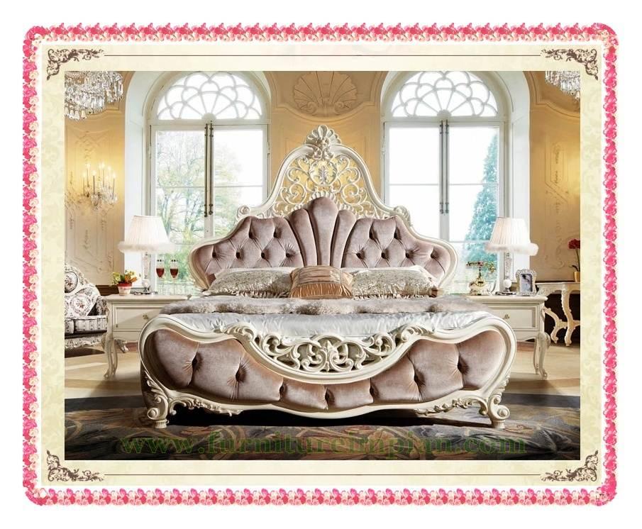 Kamar Tidur Prancis Style Marshanda