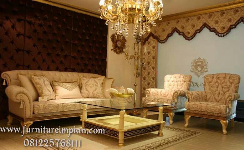 sofa tamu kode KTI - 009