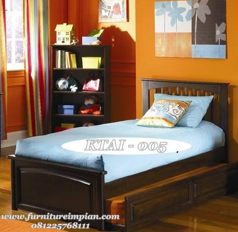 set tempat tidur aldo