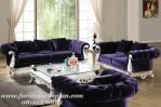 Sofa tamu mewah emma murah