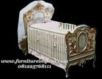 tempat tidur bayi impian