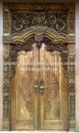 Gebyok Pintu Ukuran 1.5 x 2.6 meter