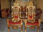 kursi raja untuk kursi pelaminan