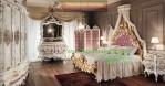 kamar tidur pengantin mewah