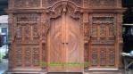 Gebyok Ukir Jawa Kuno
