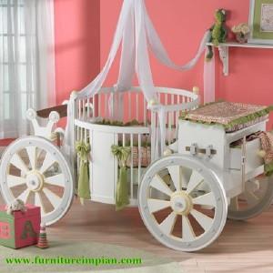 Tempat Tidur Bayi impian Baru