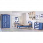 Kamar Tidur Anak Klasik Impian Blue